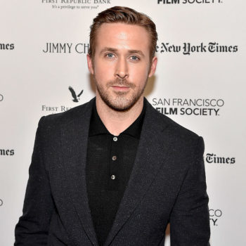 Ryan Gosling gushes about Christmas with his two daughters, we melt into puddles