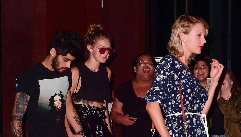 Twitter is freaking out over the Zayn Malik and Taylor Swift collab, and we get it