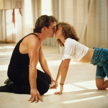 Apparently 'Dirty Dancing' almost didn't happen, and we're anxious just considering that
