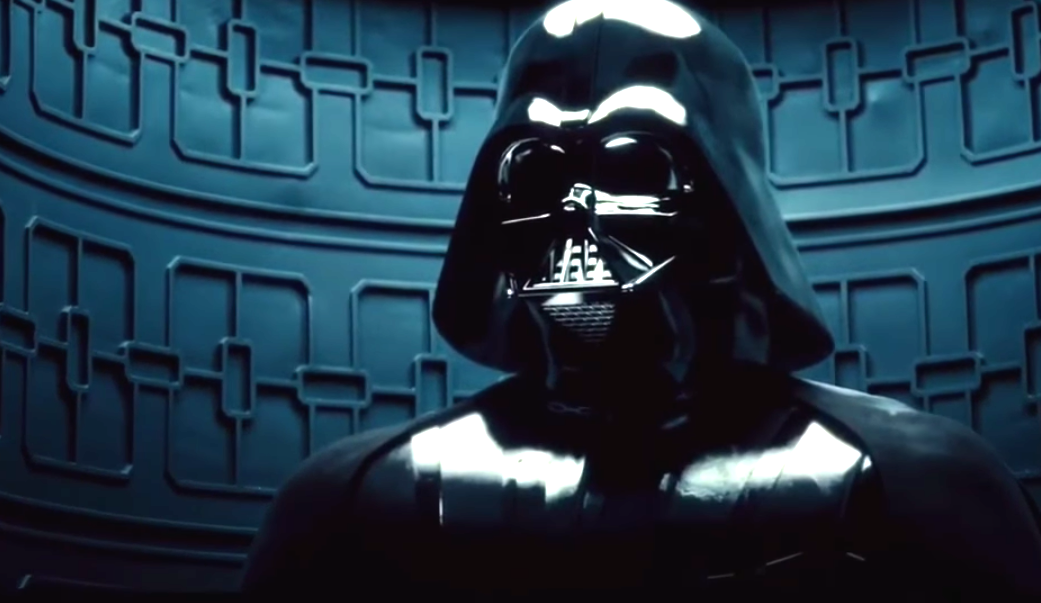 "A ""Batman v. Superman""/""Star Wars"" crossover now exists, and we're totally cool with it"
