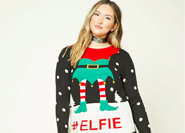 7 awesome Christmas sweaters that will flatter any and every body type