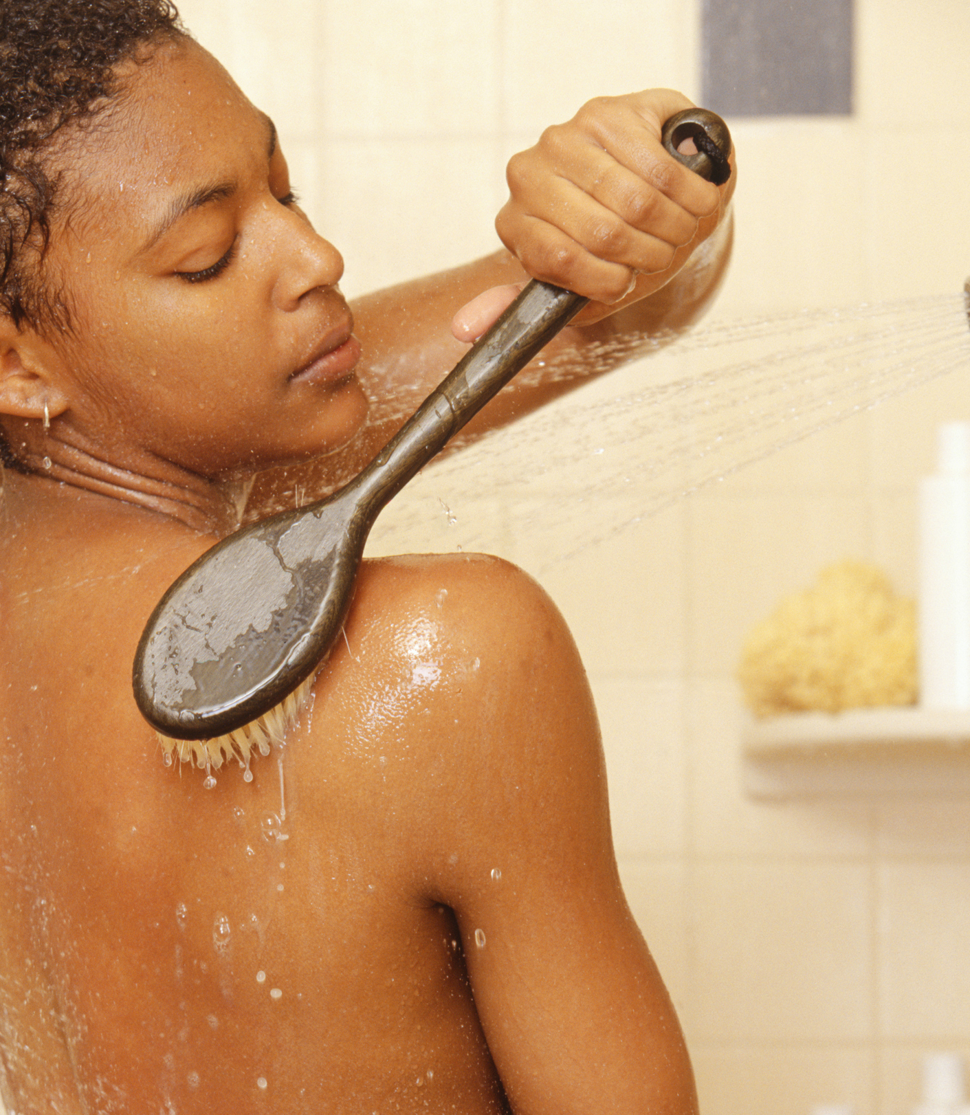 Common mistakes people make in the shower