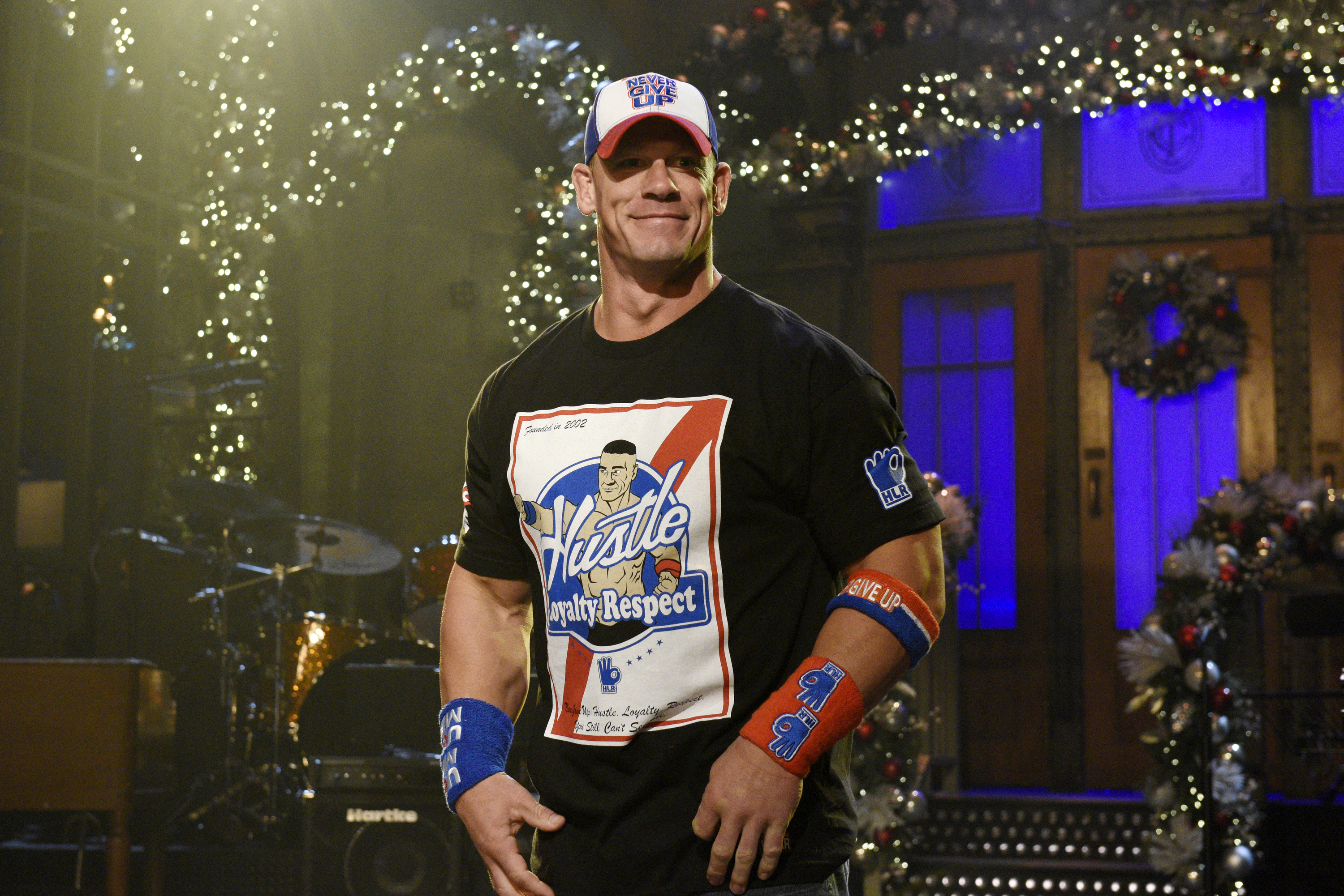 "There's one ""Saturday Night Live"" cast member John Cena *doesn't* want to mess with"