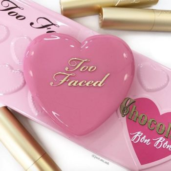 Too Faced's new glitter eyeliner will take our holiday looks to the next level in 2018