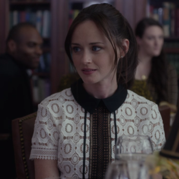 "Rory Gilmore is not just somebody's girlfriend in ""Gilmore Girls: A Year in the Life,"" and it's refreshing"