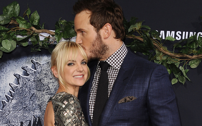 Chris Pratt and Anna Faris will FINALLY star as leads in a movie together, but there's a catch