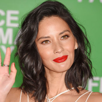 Olivia Munn is really into mushrooms but no, not the way you're thinking