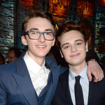 """Tommen and Bran from """"Game of Thrones"""" spend every waking minute together IRL"""