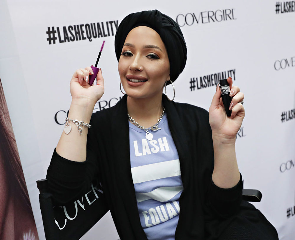 Here's how hijabi CoverGirl Nura Afia is doing since the election