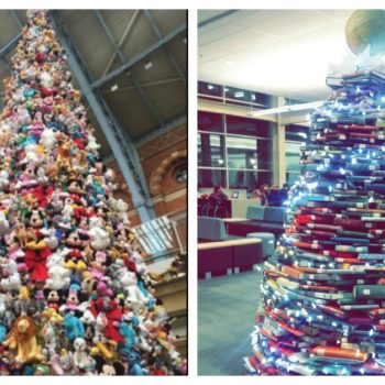 Christmas trees that aren't Christmas trees are hilariously magical