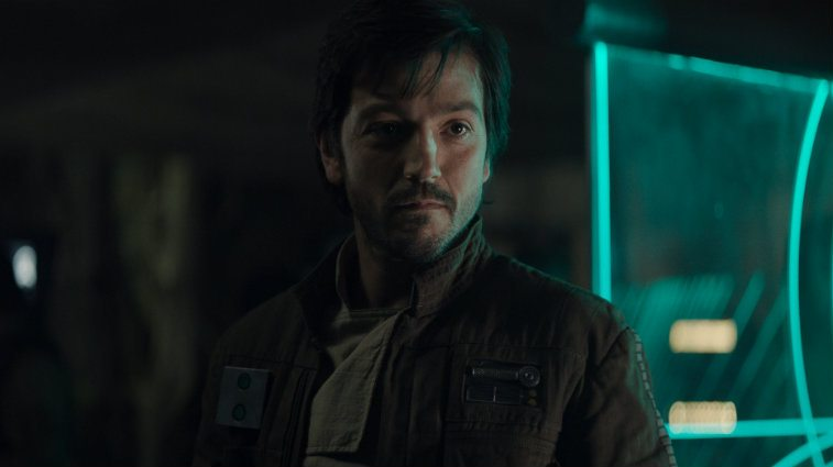 "Diego Luna shared an incredible message about why diversity is so important to ""Star Wars"""