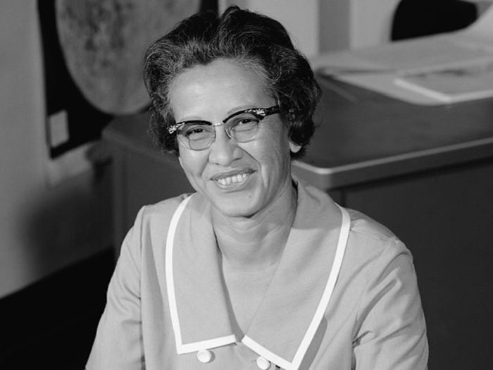 the female mathematician behind john glenn�s space