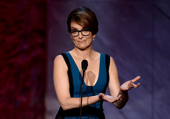 Tina Fey says this surprising book can be extremely helpful to creative people right now