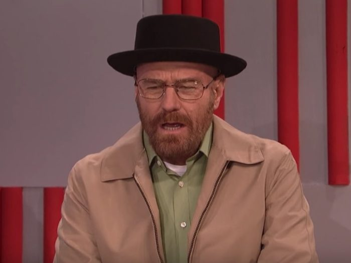 Bryan Cranston Brought Back Walter White From 39 Breaking