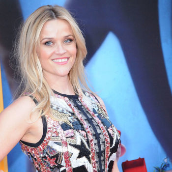 Reese Witherspoon's Christmas tree is up and it's such a classic look