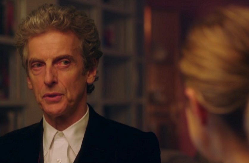 "There's a new trailer for the ""Doctor Who"" Christmas special and it looks seasonally spooky"