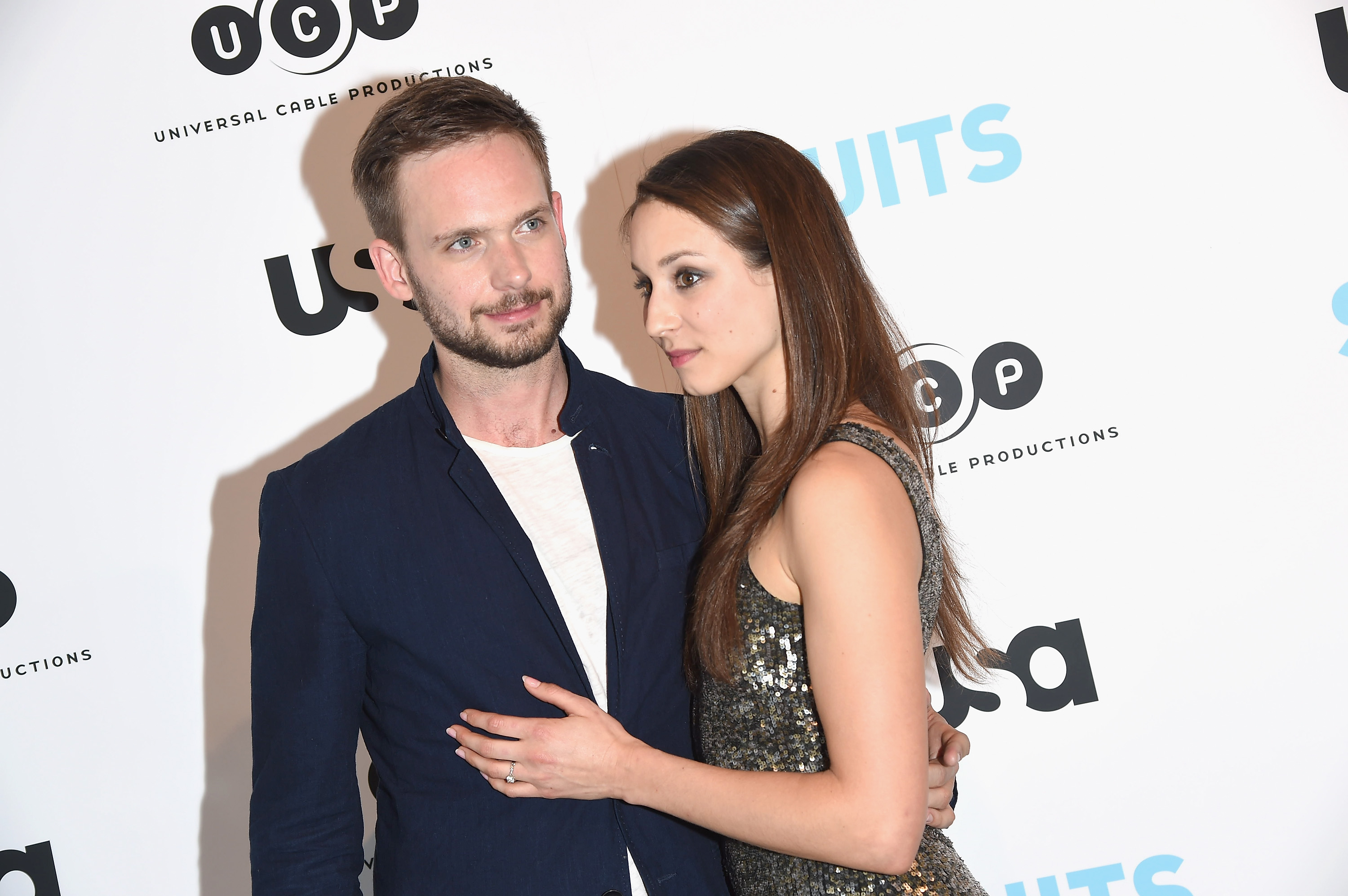 PLL's Troian Bellisario and Patrick Adam's first wedding dance is almost too perfect