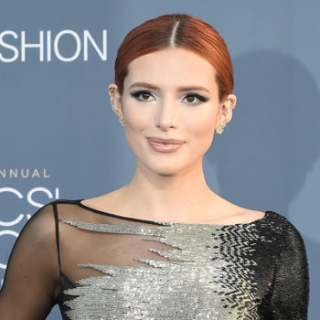 Bella Thorne is basically the fifth Plastics member with her sexy Santa costume