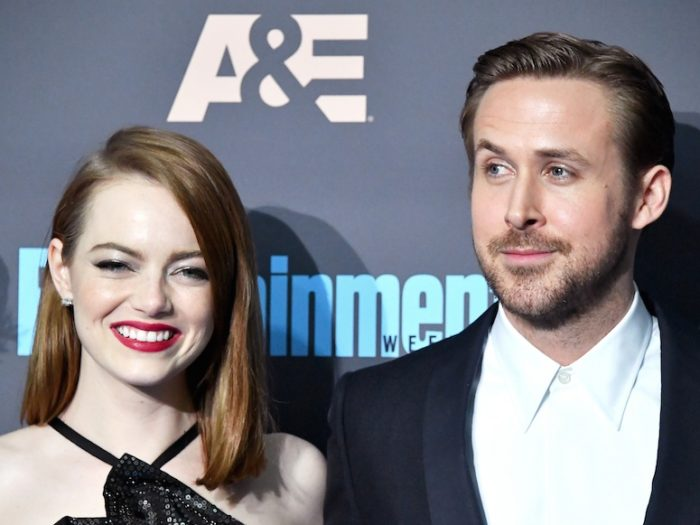 Are emma stone and ryan gosling dating