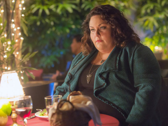 Why Chrissy Metz's Golden Globes nomination is a major win for body positivity on television