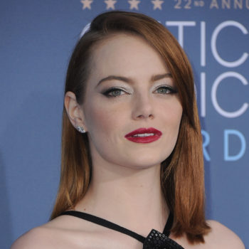 Emma Stone took a top we loved in the '90s and brought it back on the red carpet