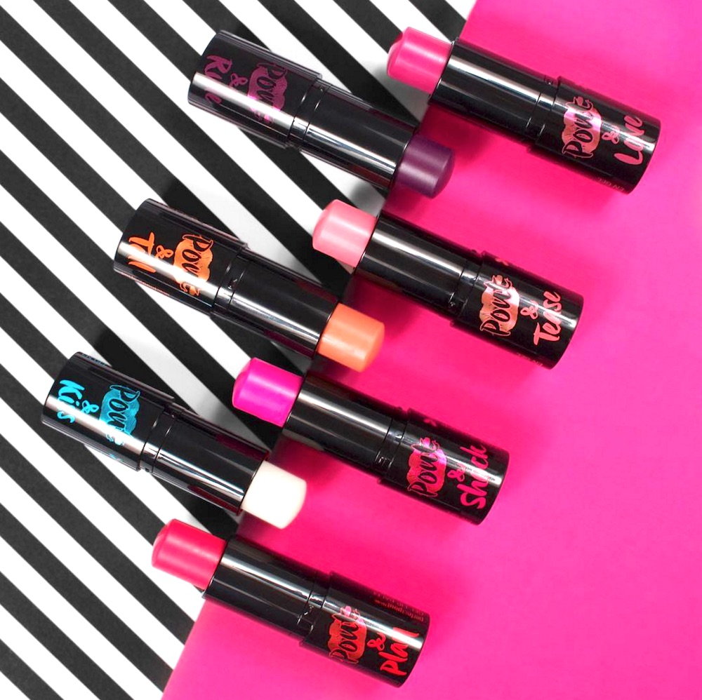 Wet n Wild's new lip balms will remind you of the cute lipsticks you played with as a kid