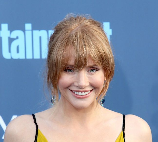 You can buy Bryce Dallas Howard's Critics' Choice Awards dress at the mall, BTW