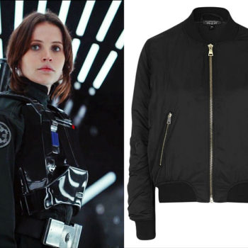 "Let the strong, stylish women of ""Star Wars"" inspire your own earthbound wardrobe"