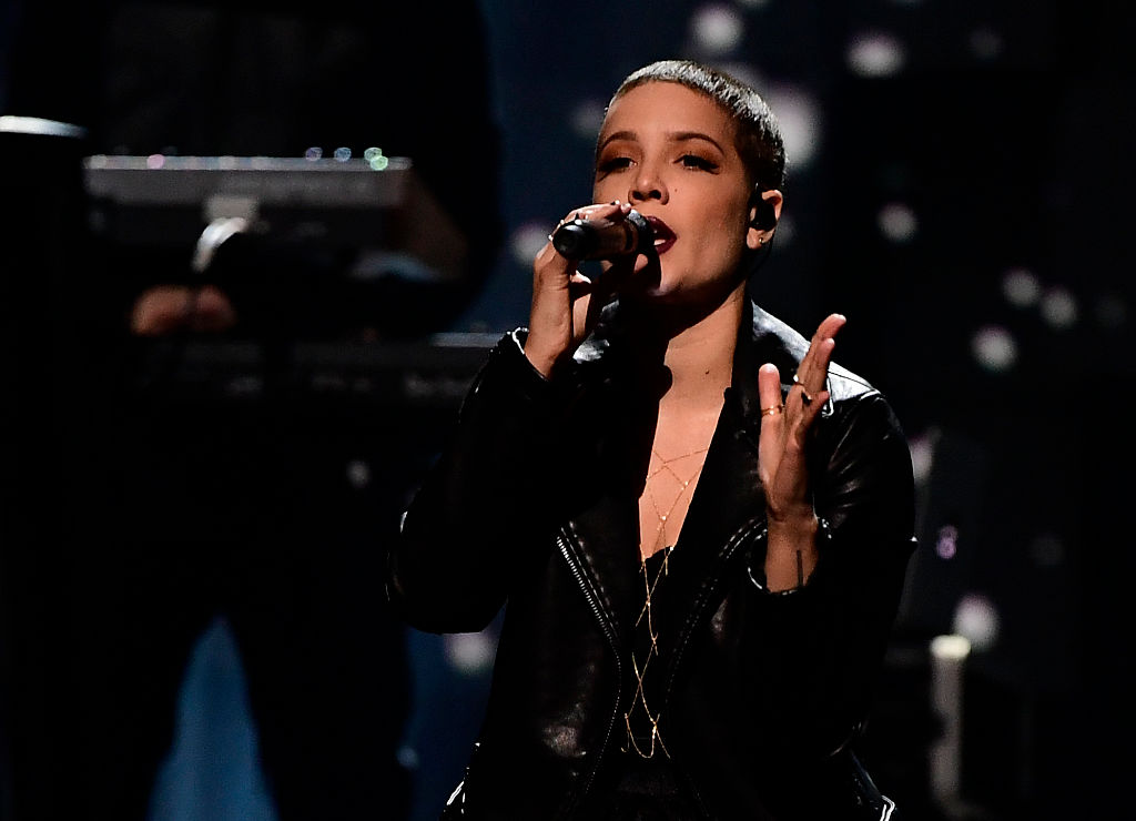 Halsey made an *incredible* point about sexism at the Noble Peace Prize Concert, and we're cheering her on