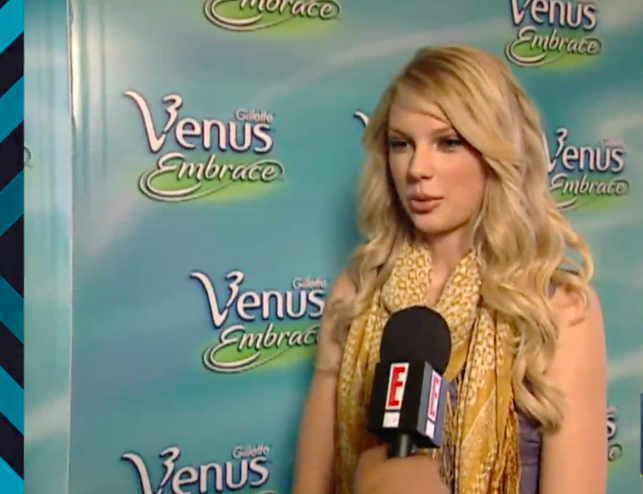 This 2008 interview with teen Taylor Swift is making us feel so old