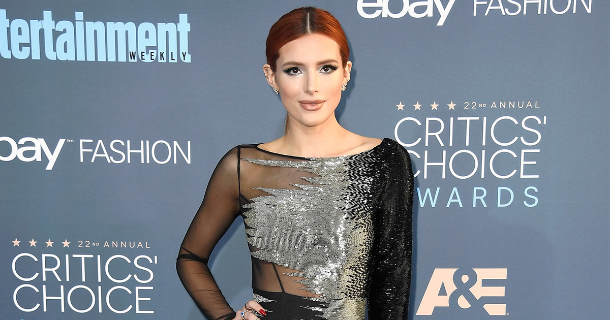 Bella Thorne had the best response after some dude on the internet told her to shave her legs
