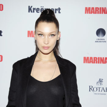 This video of Bella Hadid surprising her sick grandmother will make you cry