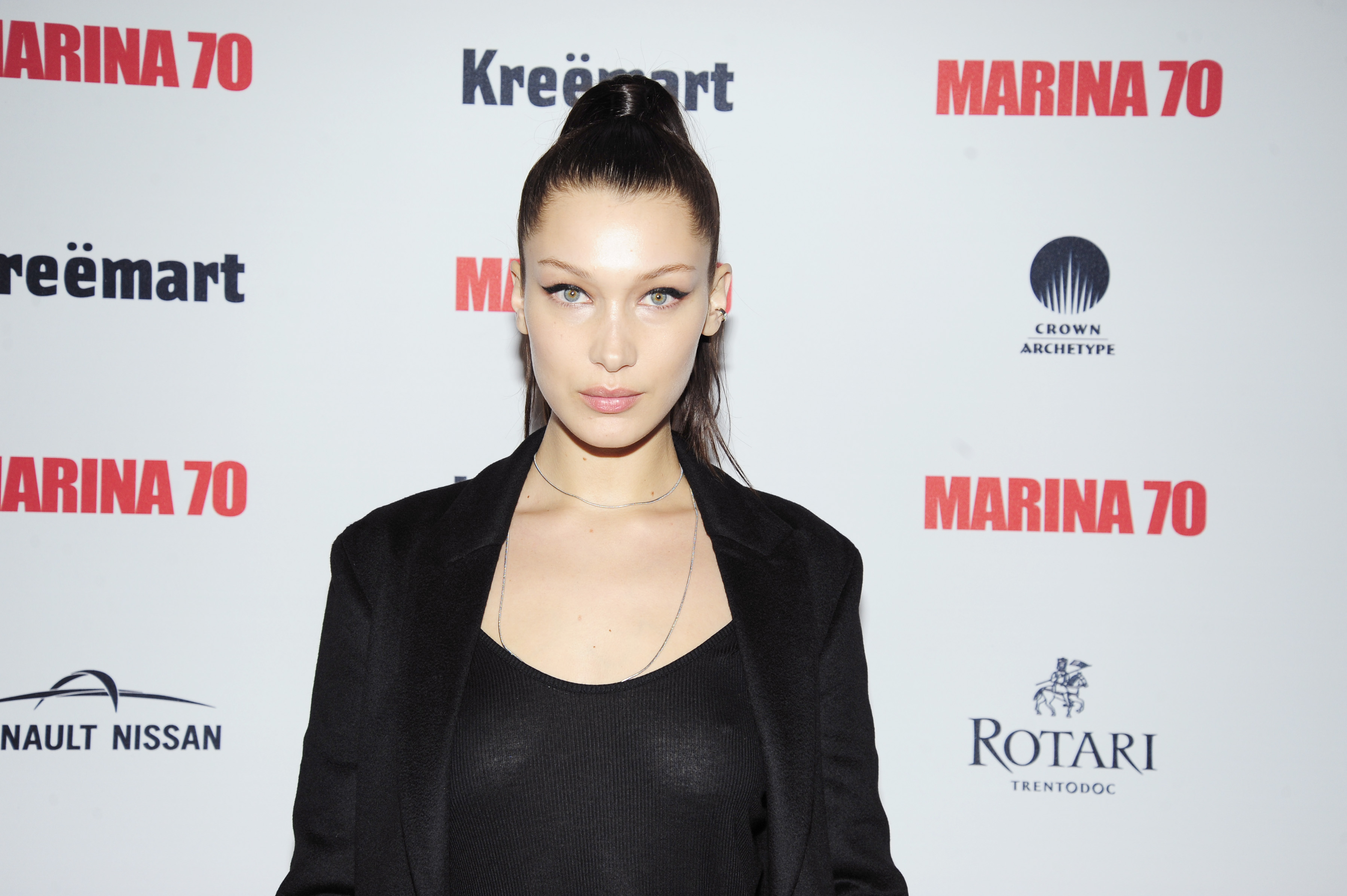 Bella Hadid says she eats a grilled cheese every single day