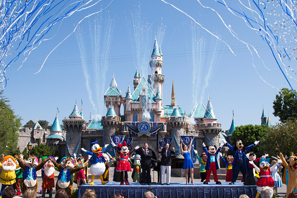 Sleeping Beauty's castle is gone?! These are the biggest changes coming to Disneyland Parks in 2017