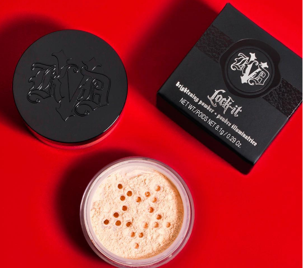 Kat Von D's Lock It brightening powders are coming back sooner than you think