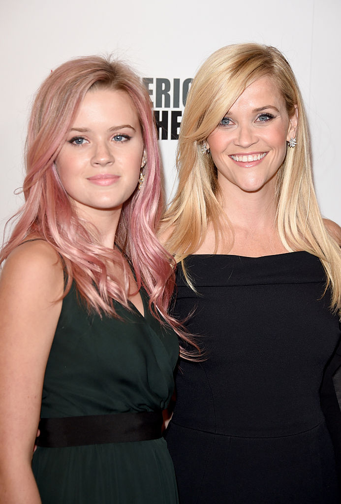 Reese Witherspoon doesn't think she and her daughter look alike, and we respectfully disagree