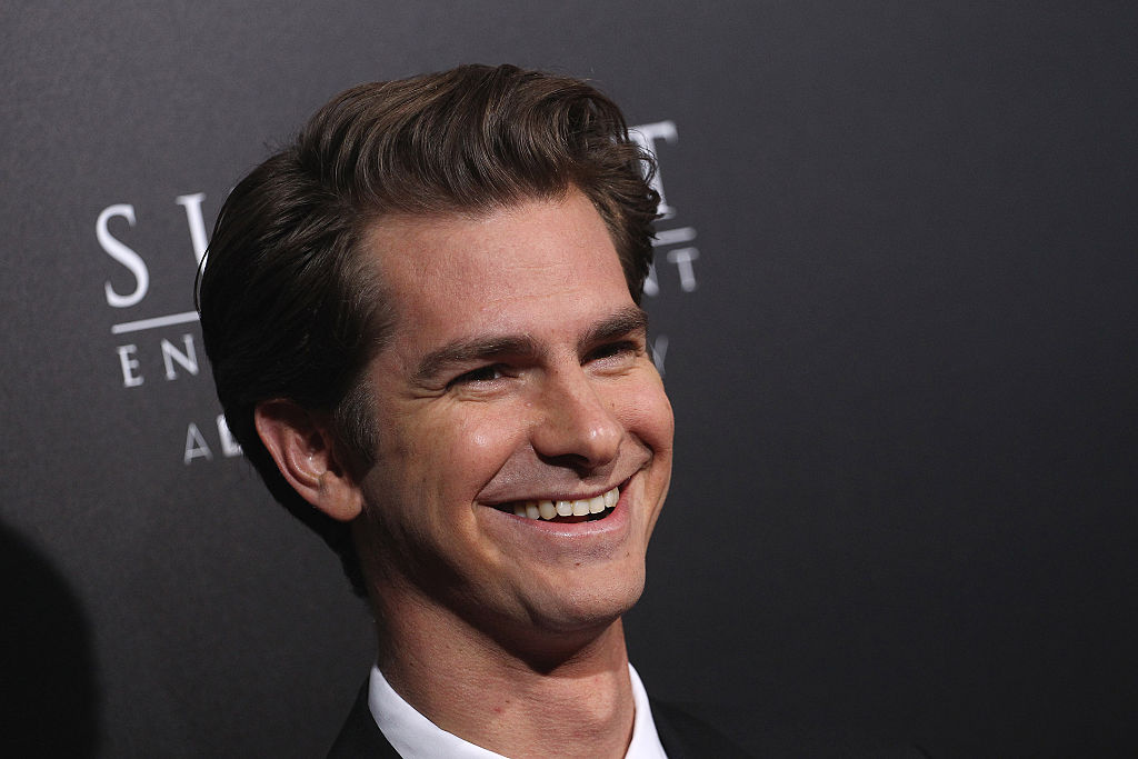 Andrew Garfield is as excited about the new Spider-Man as the rest of us