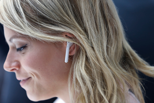 Apple has officially started selling those fancy wireless earbuds
