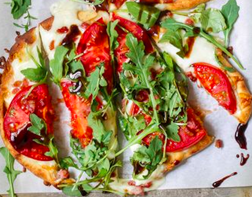 This will be the most popular pizza recipe on Pinterest, and we totally understand why