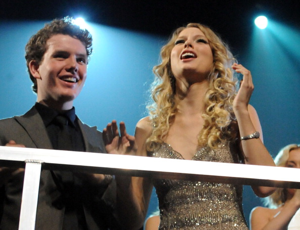 Taylor Swift's brother Austin Swift said the sweetest thing about her on her birthday
