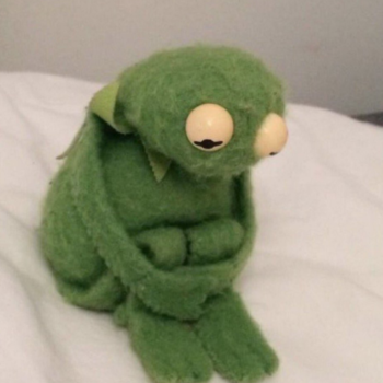Sad Kermit meme is here — and he's going to make Dark Kermit and Tea Lizard super depressed