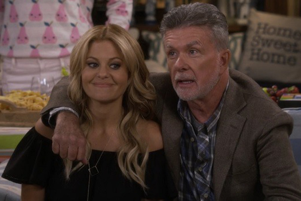 "The ""Fuller House"" cast pays tribute to Alan Thicke and it's both beautiful and sad all at once"