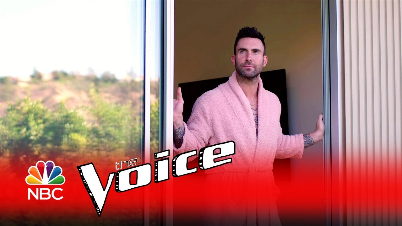 """Adam Levine spoofs """"Ferris Bueller's Day Off"""" on """"The Voice"""" and damn it's good"""