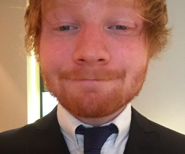 Everyone is trying to make sense of Ed Sheeran's return to social media, because it's really confusing