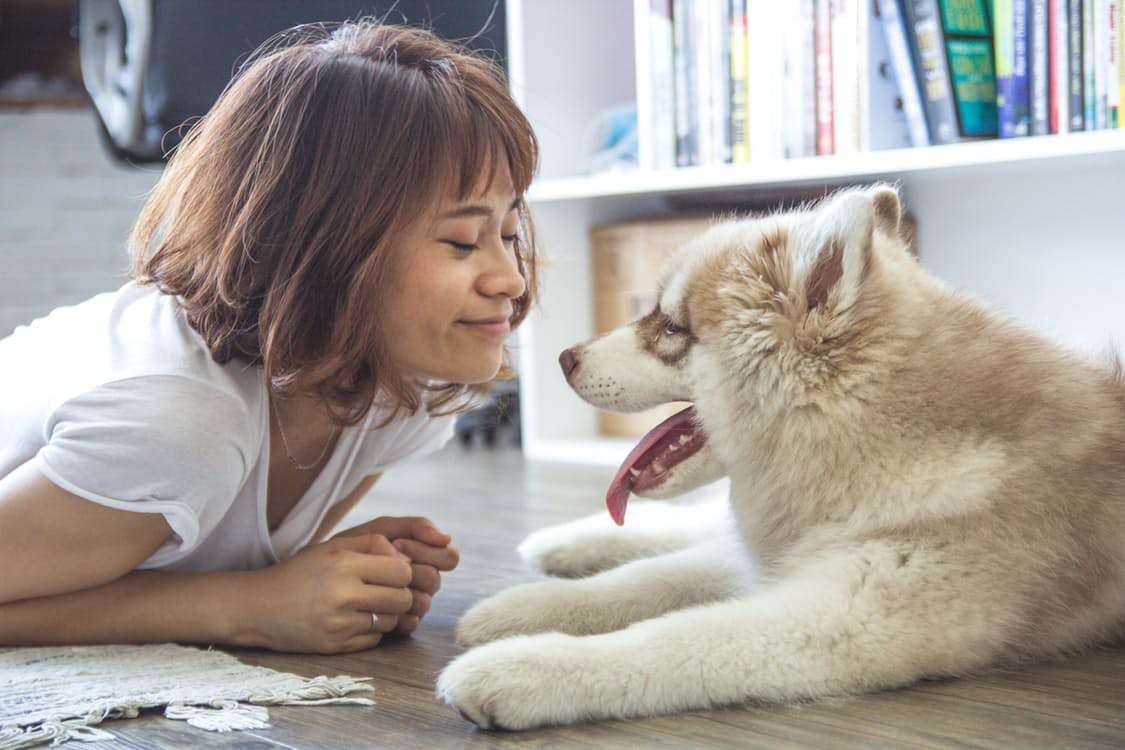 This study explains why pets can be so important for people with mental illness