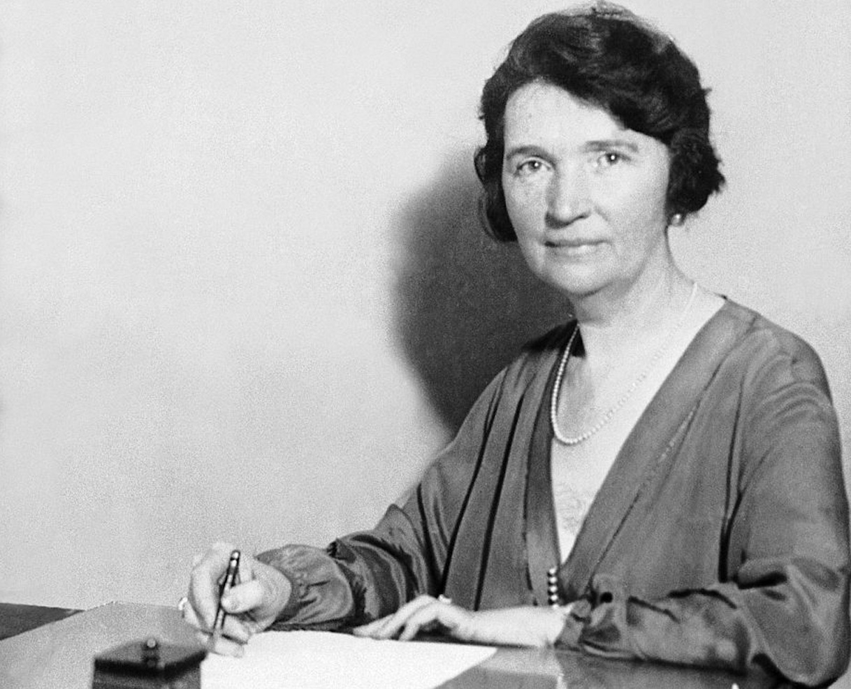 The founder of Planned Parenthood is getting a biopic