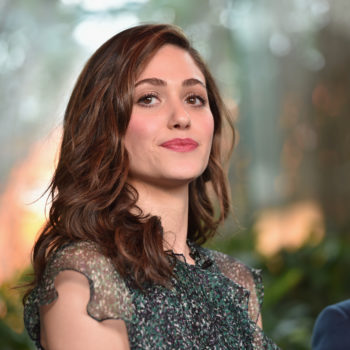 "Dreams come true, Emmy Rossum is getting equal pay (and maybe more!) for ""Shameless"""