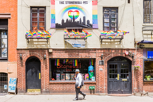 This student had the best response to a professor who questioned her essay on the Stonewall Riots