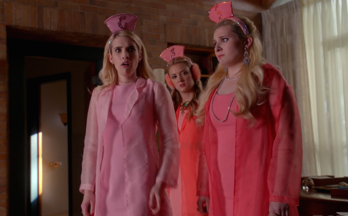 """This is how to snag the ~to die for~ style in the """"Scream Queens"""" episode """"Lovin the D"""""""