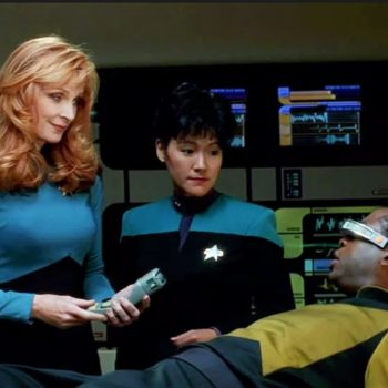 """The tricorder from """"Star Trek"""" may become an actual thing very soon and could revolutionize health"""